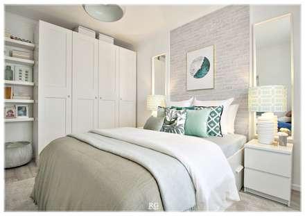 Edens garden bedroom: Quartos clássicos por RG Home Stylist