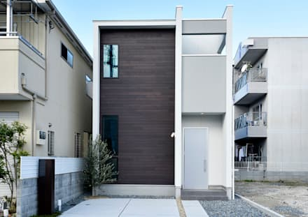 Single family home by タイコーアーキテクト