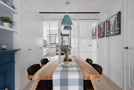 ห้องทานข้าว by 知域設計