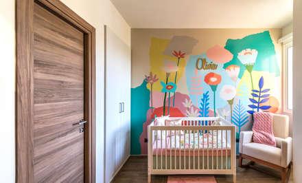 : Cuartos infantiles de estilo moderno por Design Group Latinamerica