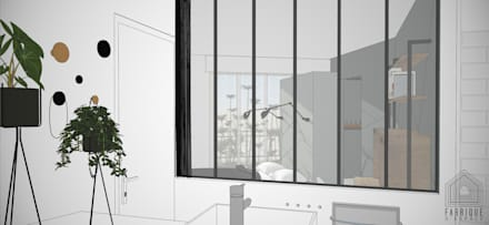 Windows by FABRIQUE D'ESPACE