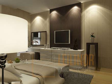 Classic Residential:  Kamar Tidur by CV Leilinor Architect