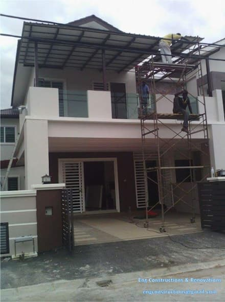 Carport by Sam Contractors Ipoh
