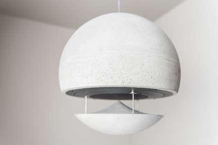 Diseño de interior y reforma en la Eixample de Barcelona: Suelos de estilo  de Goian