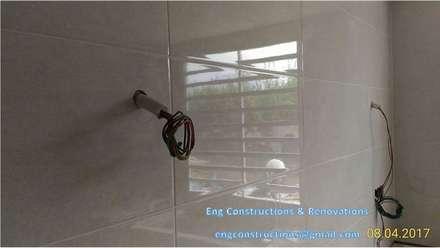 Wall Tiling:  Walls by Sam Contractors Ipoh