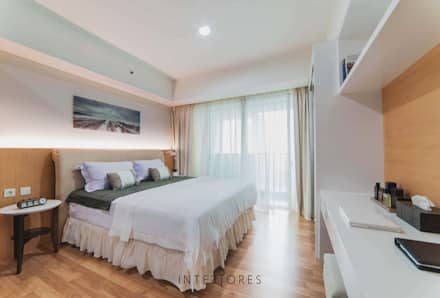 Sleeping Area:  Kamar Tidur by INTERIORES - Interior Consultant & Build