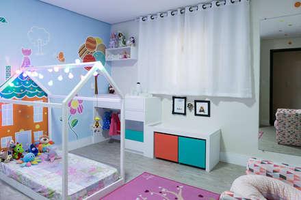 ห้องนอนเด็ก by P.B Arquitetura