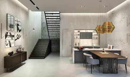Stairs by Studio 25