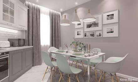 Квартира: Кухни в . Автор – Булычева Катерина