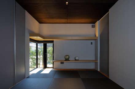 غرفة الميديا تنفيذ (株)建築デザイン研究所