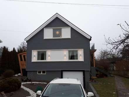 منزل عائلي صغير تنفيذ Studio²