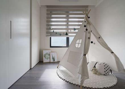 小人的秘密基地:  男孩房 by Moooi Design 驀翊設計