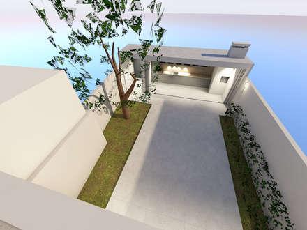 Nhà vườn by Sousa Macedo, Arquitectos, Lda.