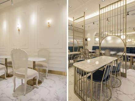 가구: 디자인에이드의  바 & 카페