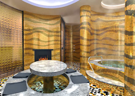 classic Spa by enki design