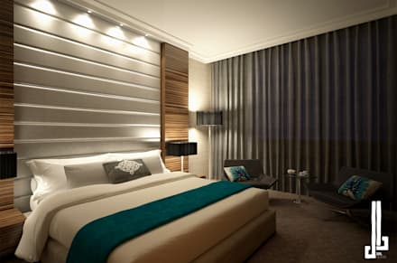 Hotel suite:  Hotels by dal design office
