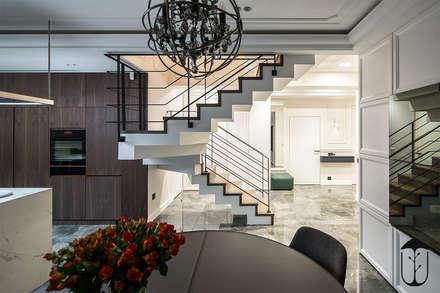 UI006: Лестницы в . Автор – U-Style design studio