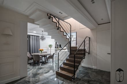 Stairs by U-Style design studio