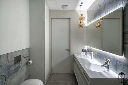 UI006: Ванные комнаты в . Автор – U-Style design studio