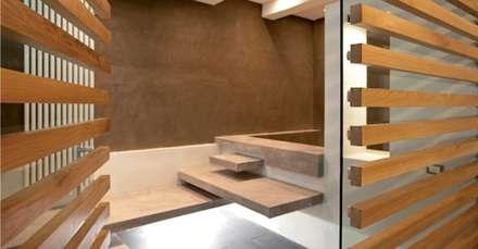 PSG - Poggio San Gandolfo: Spa in stile in stile Minimalista di odap - arch. matteo pavese