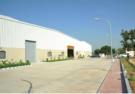 ATRI INDUSTRI:  Commercial Spaces by Monoceros Interarch Solutions