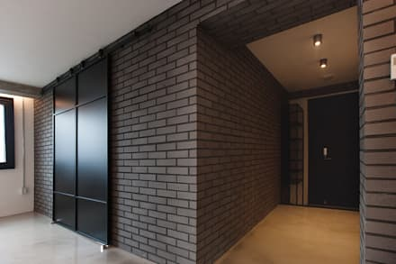 Walls by 미우가 디자인 스튜디오