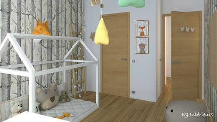 غرف الرضع تنفيذ MJ Intérieurs