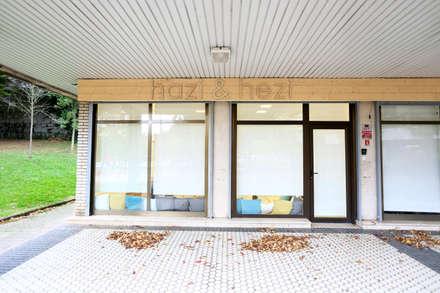 Guardería Hazi&hezi: Escuelas de estilo  de ILIA ESTUDIO