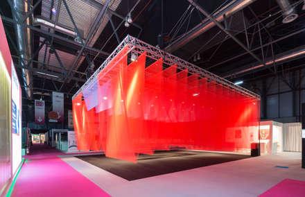 Stand Moda Óptica en Expoóptica 2018: Ferias de estilo  de Mimetrica Diseña a tu medida