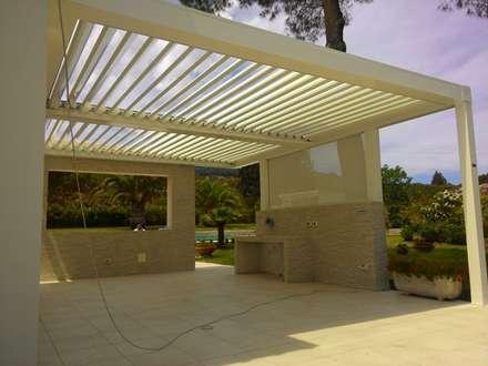 minimalistischer Wintergarten von Centro Arredotessile S.r.l.