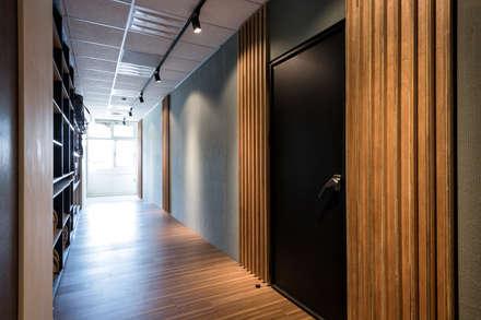 Ruang Komersial by 青易國際設計