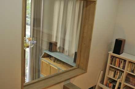 Fenster von BYHAND