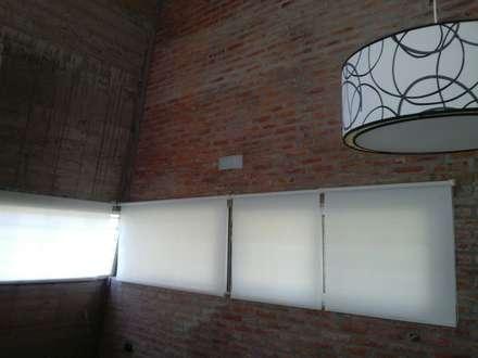 Casa A&P - Interior 3: Paredes de estilo  por Módulo 3 arquitectura