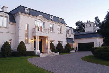 Rumah tinggal  by CIBA ARQUITECTURA