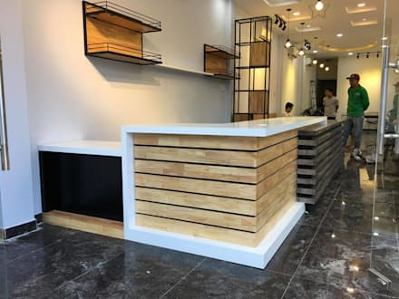 Stairs by Home Office