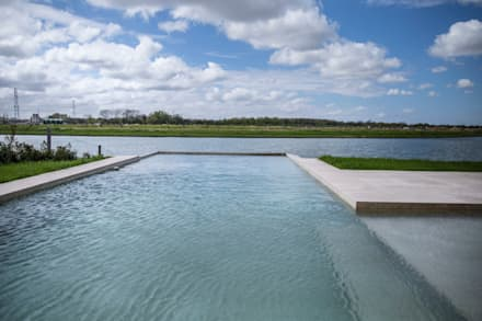 Garden Pool by CIBA ARQUITECTURA