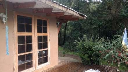 Passive house by Construyendo Reciclando