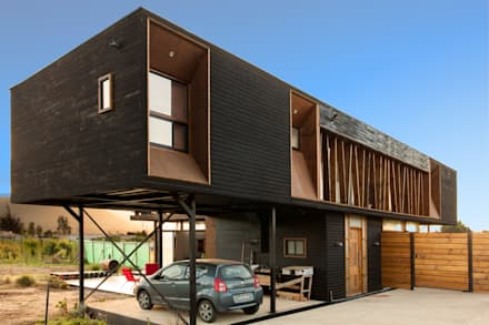 Chalets  por arquiroots