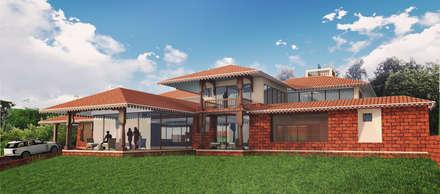 moderne Häuser von Studio SA3