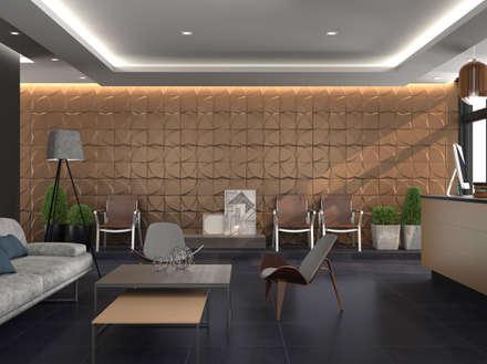 :  Corridor & hallway by DUNE CERAMICA