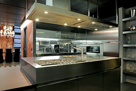 Dapur built in by Vemworks llc