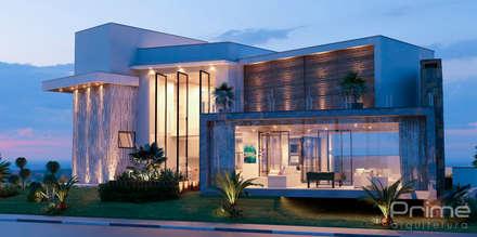 排屋 by Prime Arquitetura