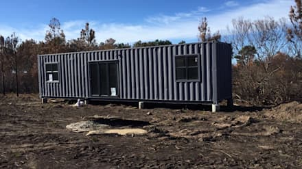 Bella:  Prefabricated Home by Berman-Kalil Housing Concepts