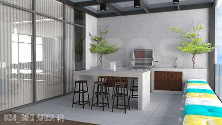 رووف تنفيذ Yucas Design & Build Sdn. Bhd.