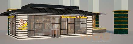 Ruang Komersial by Yucas Design & Build Sdn. Bhd.