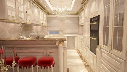 Cocinas integrales de estilo  por novum dekor