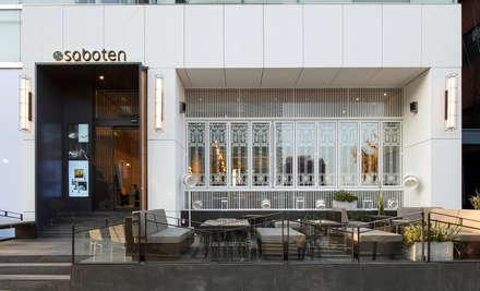 Saboten Concept Store: ARTEFACT의  레스토랑