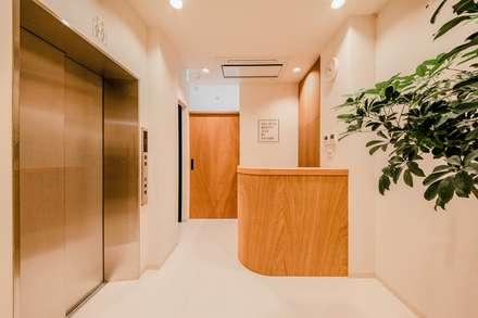 HOLISTIC BEAUTY SOSO: STaD(株式会社鈴木貴博建築設計事務所)が手掛けたスパです。