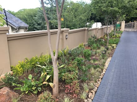 Northcliff : rustic Garden by jacques3