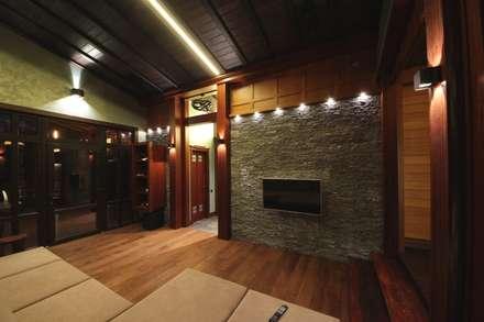 : Гостиная в . Автор – Studio B&L